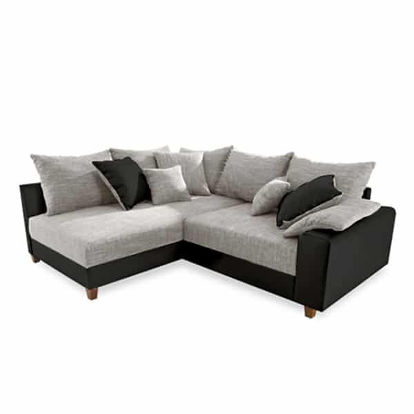 maximus noir gris claire max m bel france canap s 100 personnalisable en mati res et coloris. Black Bedroom Furniture Sets. Home Design Ideas
