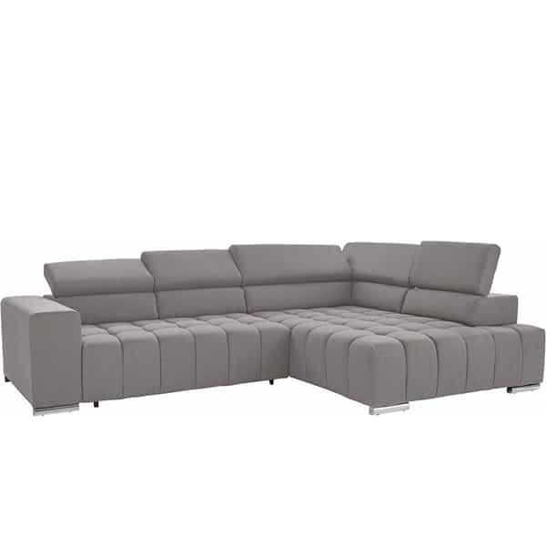 elias xxl gris claire canap neuf pas cher 100 personnalisable en mati res coloris. Black Bedroom Furniture Sets. Home Design Ideas